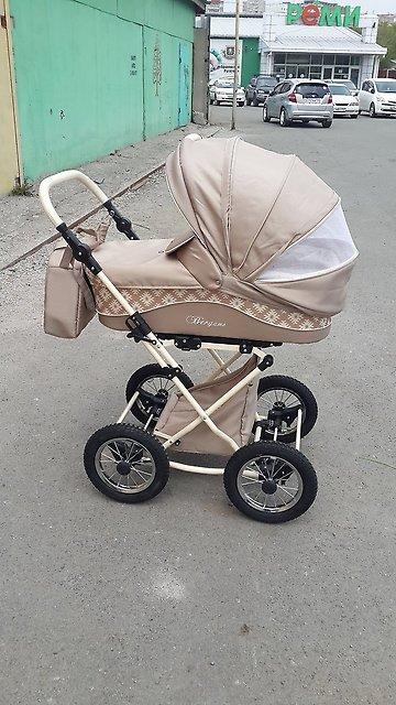 фото коляски Lonex Bergamo