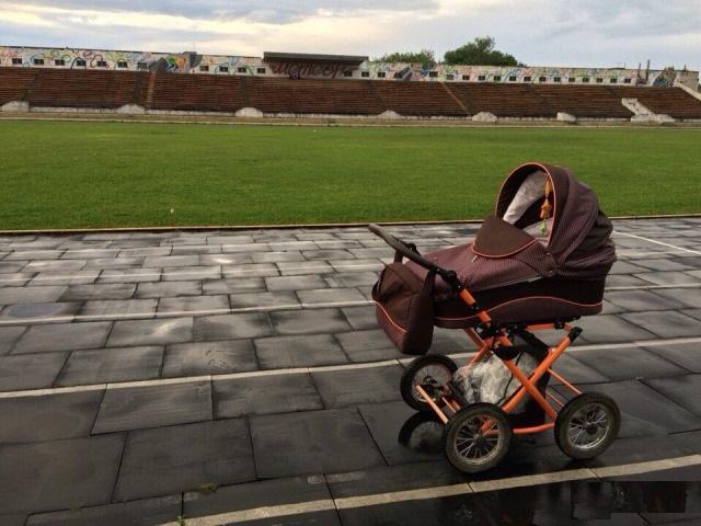 фото коляски 2 в 1 Lonex Carrozza