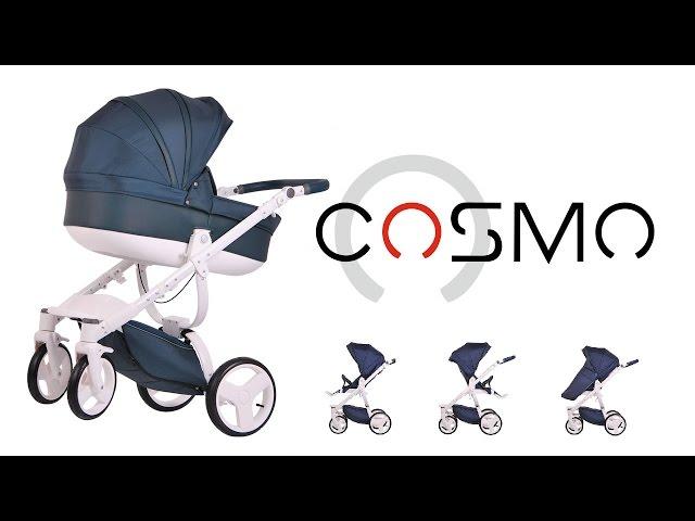 фото коляски Lonex Cosmo