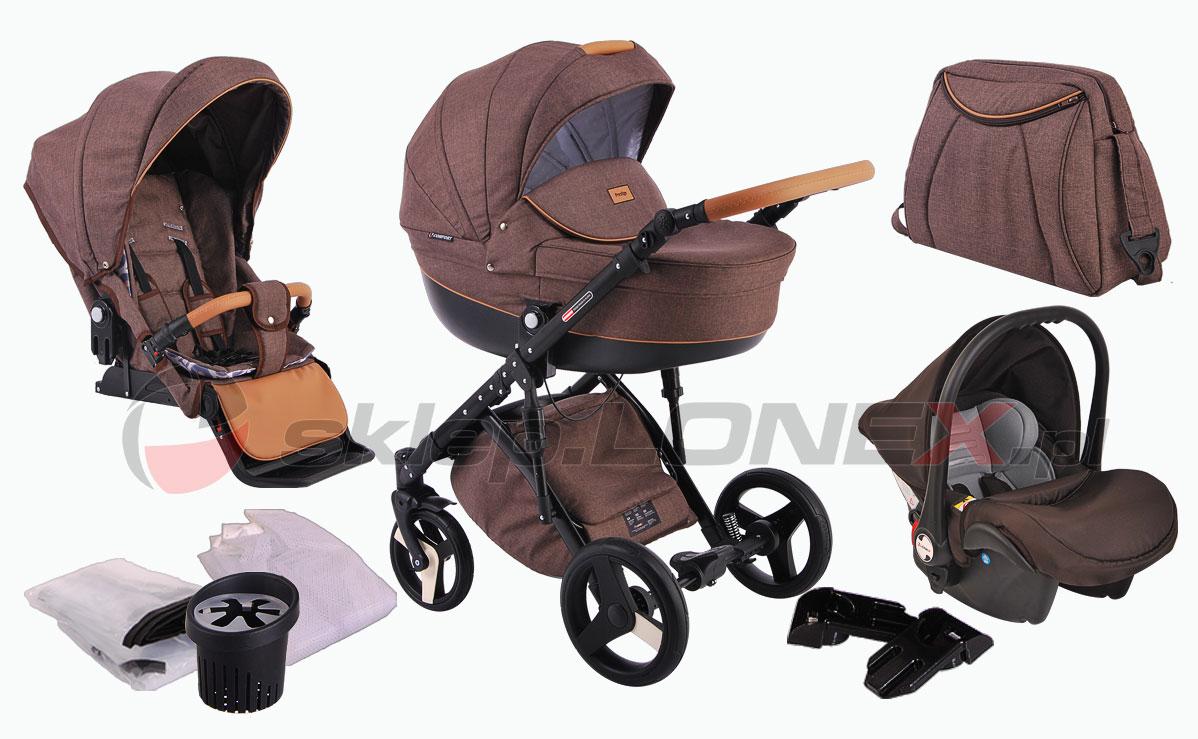 фото коляски Lonex Comfort Prestige