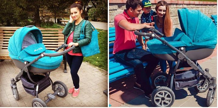 фото аксессуаров для колясок lonex